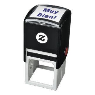Muy Bien Self-inking Stamp