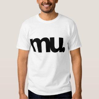 Muzed Clothing Logo large Tshirts