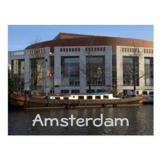 Muziektheater, Amsterdam Post Cards