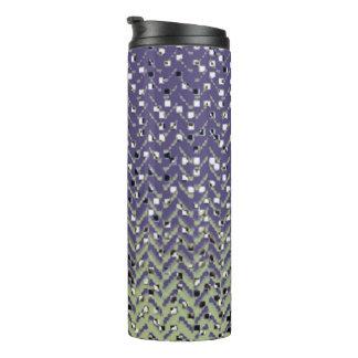 MVB Cheron Confetti Design Tumbler Thermal Tumbler