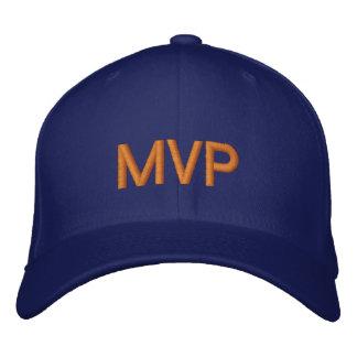 MVP Customizable Cap at eZaZZleMan.com Embroidered Baseball Cap