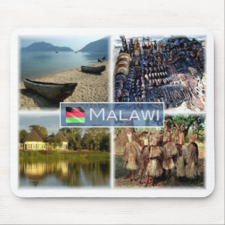 MW - Malawi - Lake Malawi - Mouse Pad