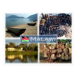 MW Malawi - Postcard