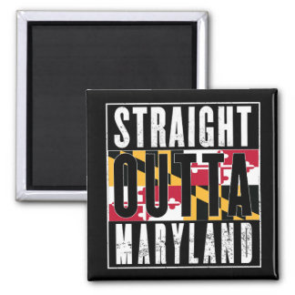 MWA STRAIGHT OUTTA MARYLAND MAGNET