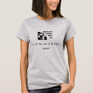 MWLWL Women's Basic T-Shirt