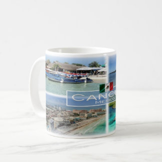 MX Mexico - Cancun - Coffee Mug