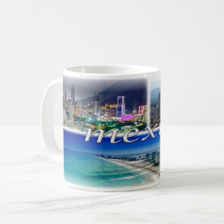 MX Mexico - Monterrey - Coffee Mug