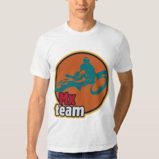 MX Team Skate T-shirts