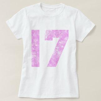My 17th Birthday Gifts T-Shirt