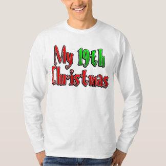 My 19th Christmas T-Shirt