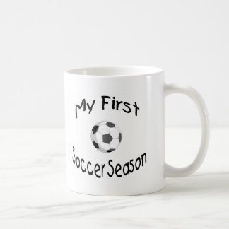 My 1st Soccer Season Coffee Mugs