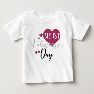 My 1st Valentine's Day Shirt