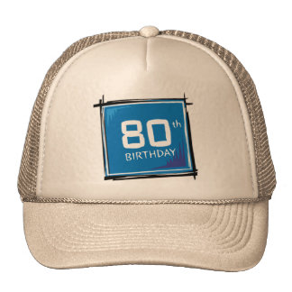 My 80th Birthday Gifts Cap