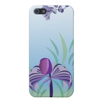 My Abstract Flower iPhone 5/5S Cases