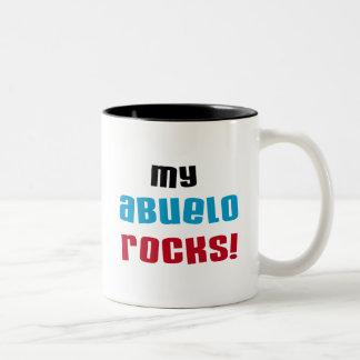 My Abuelo Rocks T-shirts and Gifts Mug