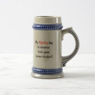 My Agility Dog is Smarter Coffee Mugs