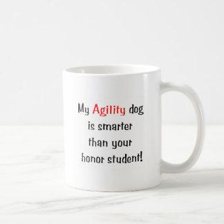 My Agility Dog is Smarter Mug