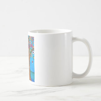 MY ALLY TREE OF LIFE WHIMSICAL PAINTING COFFEE MUG