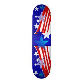 MY AMERICA 21.3 CM MINI SKATEBOARD DECK