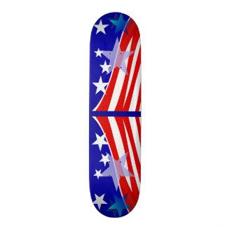 MY AMERICA CUSTOM SKATEBOARD