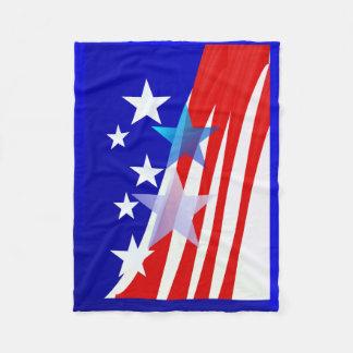 MY AMERICA FLEECE BLANKET