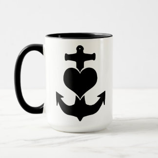 My Anchor Mug