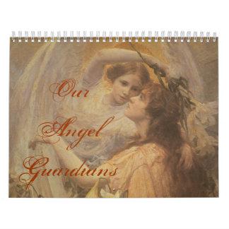 My Angel, Our Angel Guardians Wall Calendar