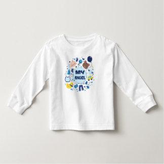 My angel Toddler Long Sleeve T-Shirt