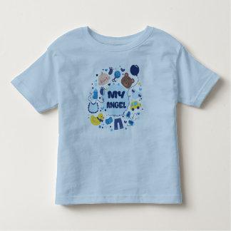 My angel toddler shirt