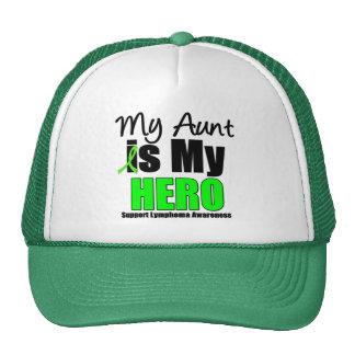 My Aunt is My Hero Mesh Hats