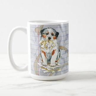 My Aussie Ate My Lesson Plan Coffee Mug