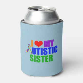 My Autistic Sister Can Cooler