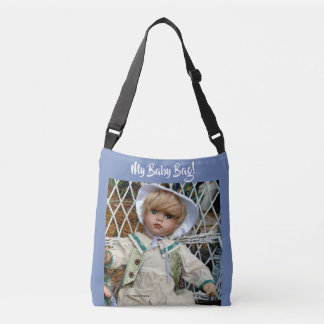 MY BABY BAG! CROSSBODY BAG