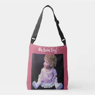 MY BABY BAG! PINK CROSSBODY BAG