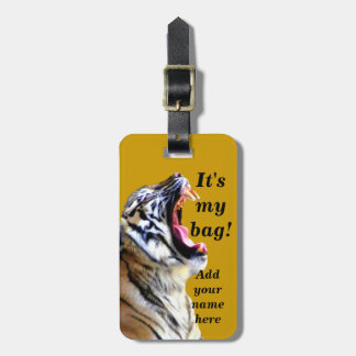 My Bag!_Luggage Tag