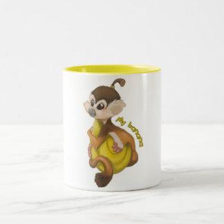 My Banana Two-Tone Coffee Mug