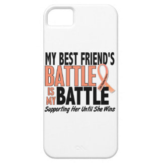 My Battle Too Best Friend Uterine Cancer Case For The iPhone 5
