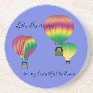 My beautiful Balloon Coaster