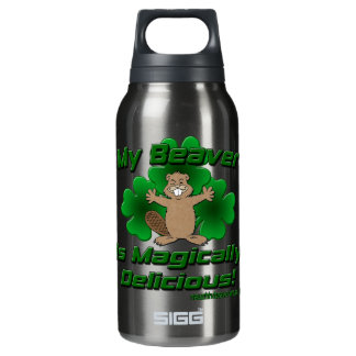 My Beaver Is Magically Delicious 0.3 Litre Insulated SIGG Thermos Water Bottle