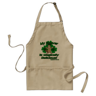 My Beaver Is Magically Delicious Standard Apron