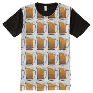 My Beer T-shirt All-Over Print T-Shirt