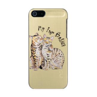 My Bengal Fur Babies Incipio Feather® Shine iPhone 5 Case