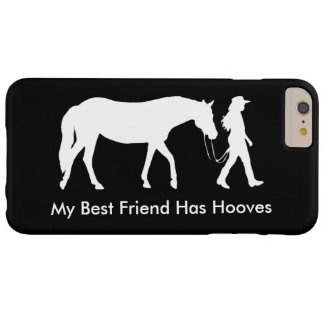 My Best Friend Has Hooves Barely There iPhone 6 Plus Case