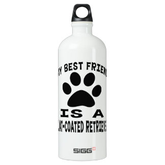 My Best Friend Is A Flat-Coated Retriever SIGG Traveller 1.0L Water Bottle