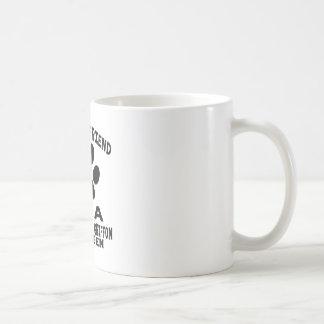 My Best Friend Is A Petit Basset Griffon Vendeen Coffee Mugs
