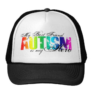 My Best Friend My Hero - Autism Cap
