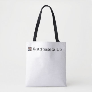 My Best Friend Tote