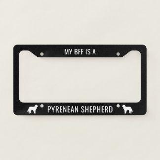 My BFF is a Pyrenean Shepherd Custom