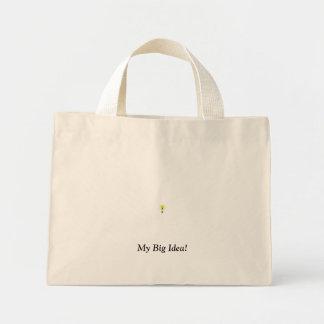 My Big Idea! Mini Tote Bag
