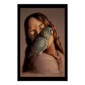 My Bird and Me Poster